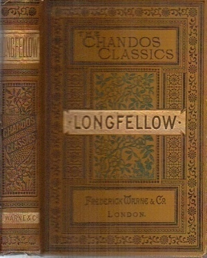 Image for The Poetical Works Of Longfellow Including Recent Poems, with Explanatory Notes, Etc.