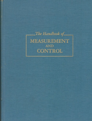 Image for The Handbook Of Measurement And Control