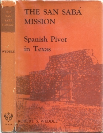 Image for The San Saba Mission