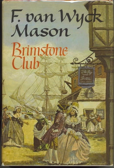 Image for Brimstone Club