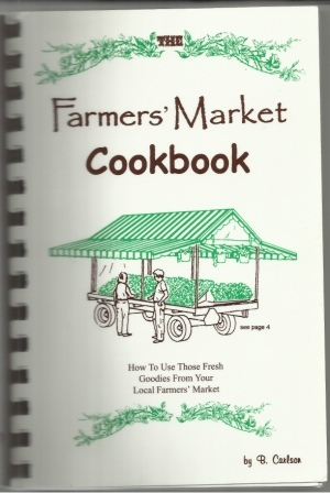 Image for Farmers' Market Cookbook