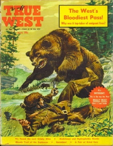 Image for True West Magazine April 1960
