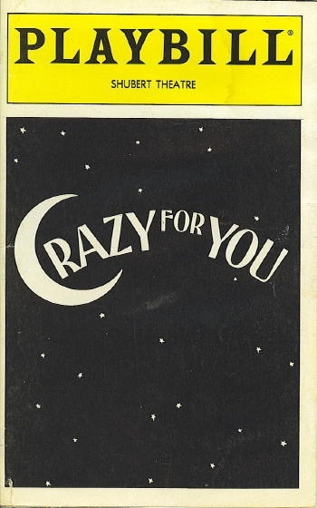 Image for Playbill: Crazy For You