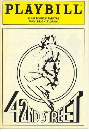Image for Playbill: 42nd Street