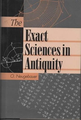 Image for The Exact Sciences in Antiquity