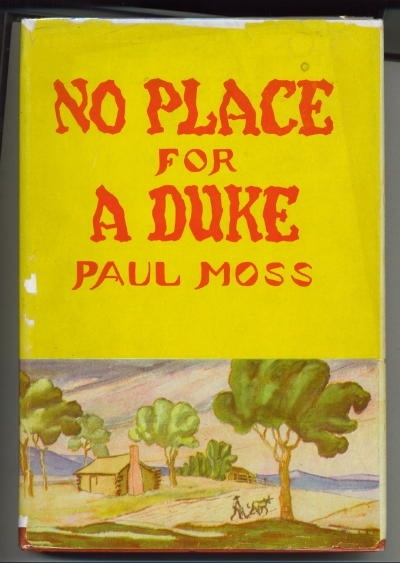 Image for No Place For A Duke