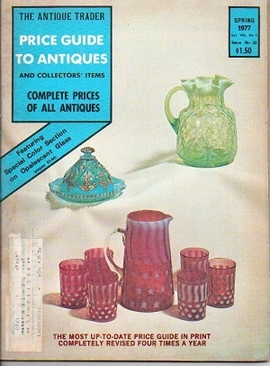 Image for Price Guide To Antiques And Collectors' Items, Spring 1977