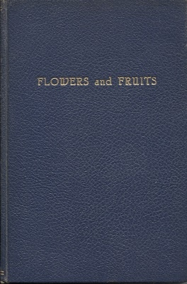 Image for Flowers And Fruits Art-De Luxe Edition