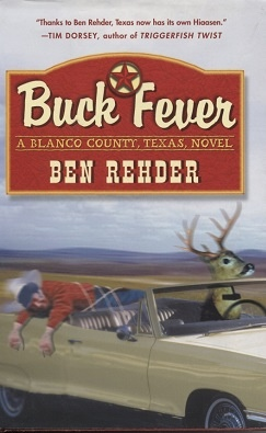 Image for Buck Fever A Blanco County Novel
