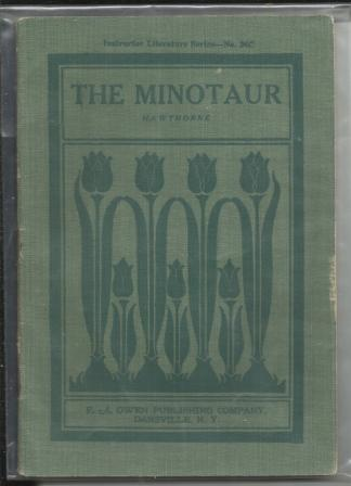 Image for The Minotaur , Instructor Literature Series