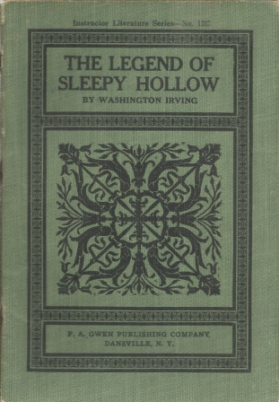 Image for The Legend Of Sleepy Hollow , Instructor Literature Series