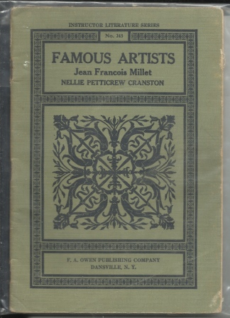 Image for Famous Artists Iii: Jean Francois Mille , Instructor Literature Series
