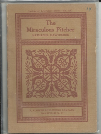 Image for The Miraculous Pitcher , Instructor Literature Series