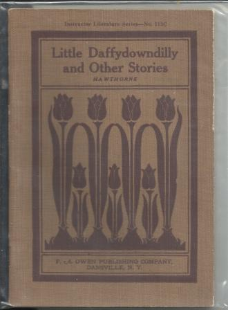 Image for Little Daffydowndilly And Other Stories , Instructor Literature Series