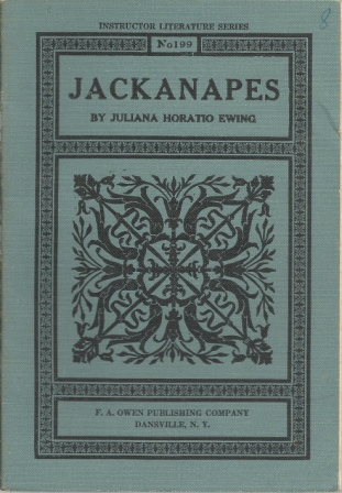 Image for Jackanapes , Instructor Literature Series