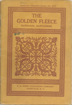 Image for The Golden Fleece , Instructor Literature Series