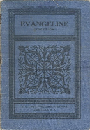 Image for Evangeline, , Instructor Literature Series