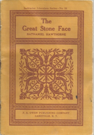 Image for The Great Stone Face , Instructor Literature Series
