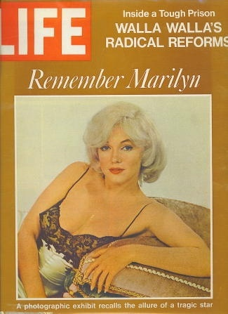 Image for Life Magazine, September 8, 1972 Remember Marilyn [Monroe]