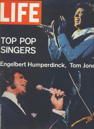 Image for Life Magazine, September 18, 1970 Top Pop Singers