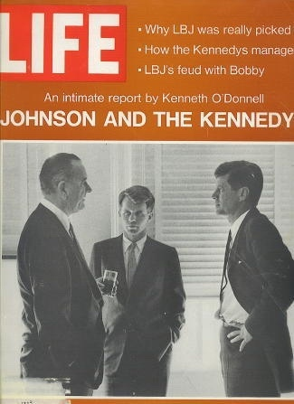 Image for Life Magazine, August 7, 1970, Lyndon B. Johnson, Robert F. , and John F. Kennedy