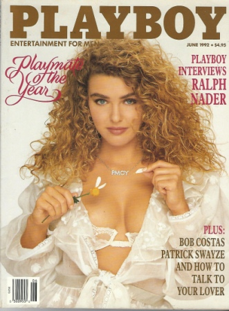 Image for Playboy Magazine Entertainment For Men, June 1992, Corinna Harney, Playmate Of The Year