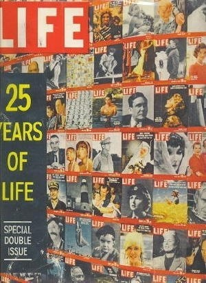 Image for Life Magazine, December 26, 1960 Silver Anniversary Two-In-One Issue: 25 Years of Life, Special Double Issue