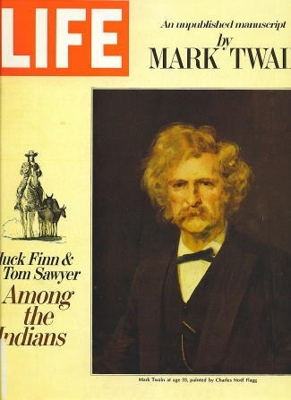 Image for Life Magazine, December 20 1968 An Unpublished Manuscript by Mark Twain (Huck Finn & Tom Sawyer Among the Indians)