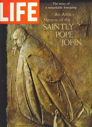 Image for Life Magazine, October 11, 1968 An Artist's Memoir of the Saintly Pope John