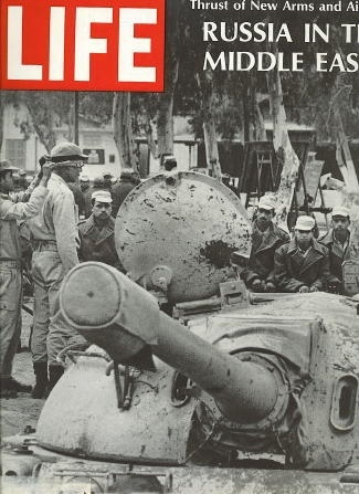 Image for Life Magazine, November 29, 1968 Russia in the Middle East