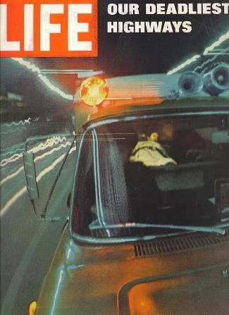 Image for Life Magazine, May 30, 1969 Our Deadliest Highways