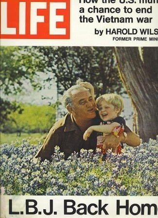 Image for Life Magazine, May 21, 1971 LBJ Back At Home
