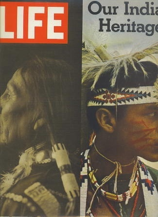 Image for Life Magazine, July 2, 1971 American Indians