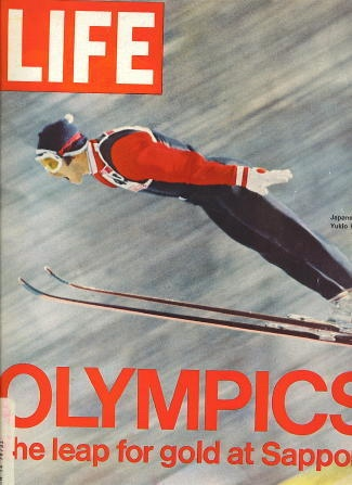 Image for Life Magazine, February 18, 1972 Olympics: the Leap for Gold At Sapporo