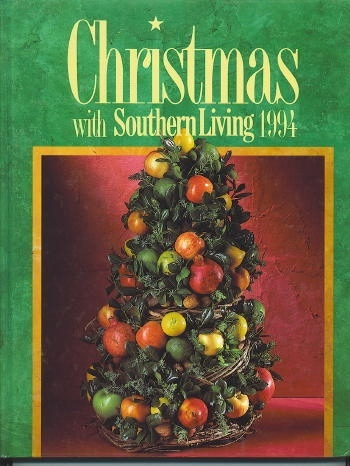 Image for Christmas With Southern Living Cookbook 1994