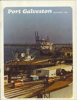 Image for Port Galveston Magazine, December, 1980 Volume 33, Number 9