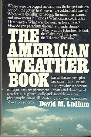 Image for The American Weather Book