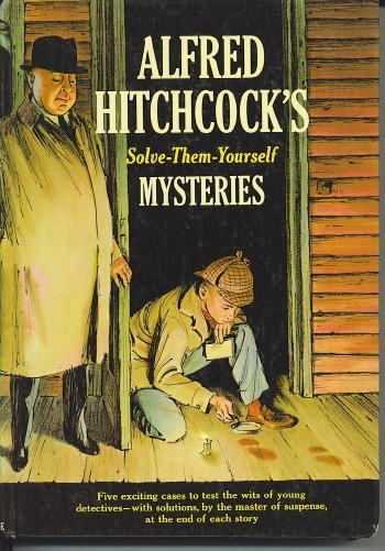 Image for Alfred Hitchcock's Solve-them-yourself Mysteries