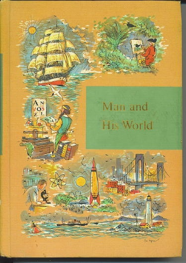 Image for Man And His World