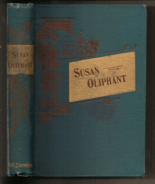 Image for Susan Oliphant And Other Stories