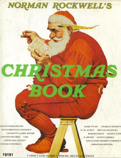 Image for Norman Rockwell's Christmas Book