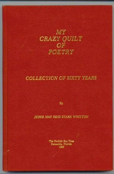 Image for My Crazy Quilt Of Poetry Collection of Sixty Years