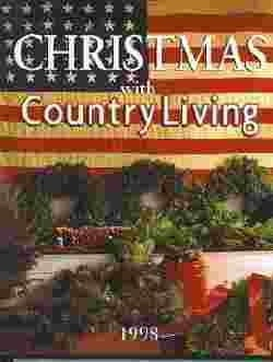 Image for Christmas With Country Living 1998