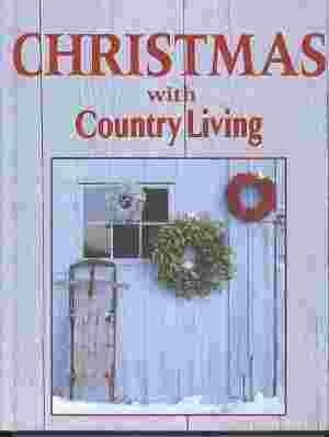 Image for CHRISTMAS WITH COUNTRY LIVING 1997