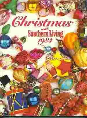 Image for Christmas With Southern Living Cookbook 1984