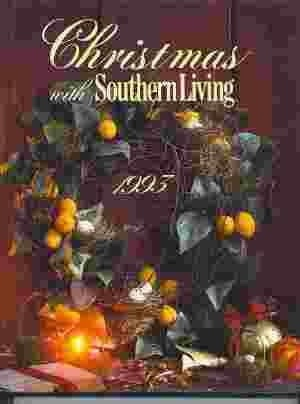 Image for Christmas With Southern Living Cookbook 1993