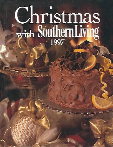 Image for Christmas With Southern Living Cookbook 1997
