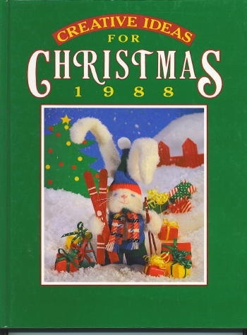 Image for CREATIVE IDEAS FOR CHRISTMAS 1988