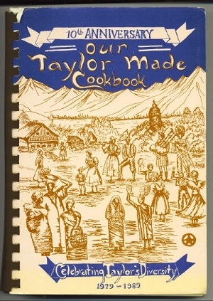 Image for Our Taylor Made Cookbook, 10th Anniversary