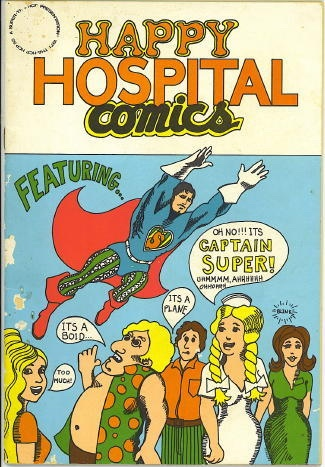 Image for Happy Hospital Comics